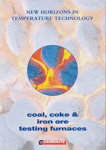 Coal, Coke & Iron Ore Testing Furnaces