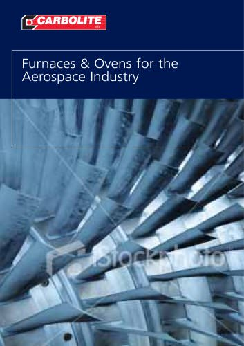 Furnaces & Ovens for Aerospace