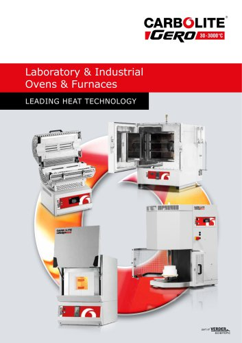Laboratory & Industrial Ovens & Furnaces