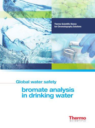Bromate Analysis in Drinking Water