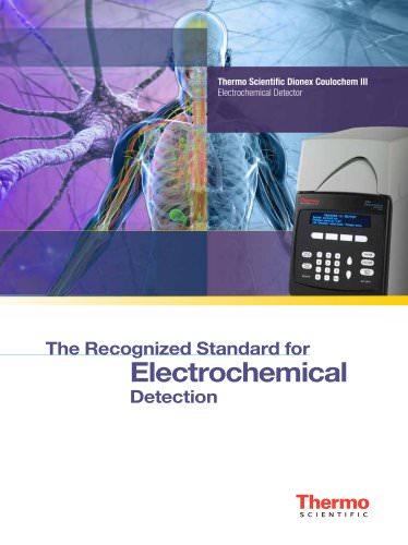 Coulochem III Electrochemical Detector Brochure