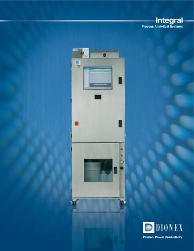 Integral Process Analytical Systems Brochure