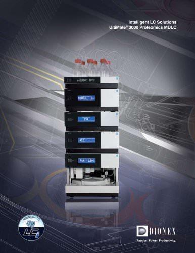 UltiMate 3000 Proteomics MDLC System