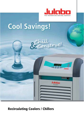 Recirculating Coolers / Chillers