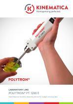 POLYTRON® PT 1200 E