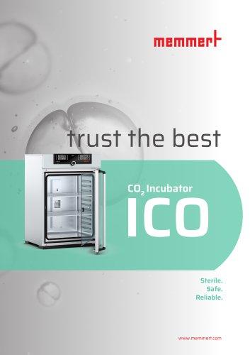 Flyer CO2 incubator ICO