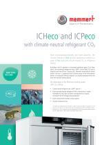 Flyer eco ICHeco / ICPeco