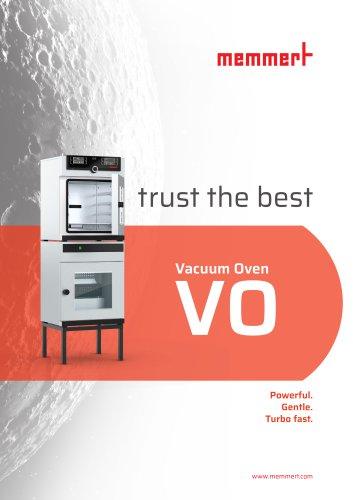 Flyer vacuum oven VO