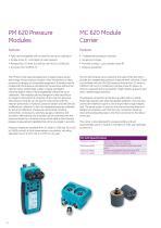Advanced modular calibrator dpi 620 brochure - 12