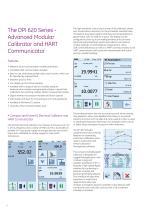 Advanced modular calibrator dpi 620 brochure - 4