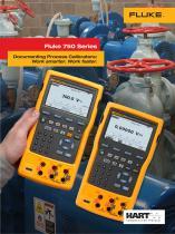 Fluke 750 series brochure - 1