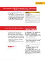 Fluke 750 series brochure - 3