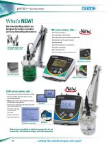 pH/Ion Benchtop Meters - 1