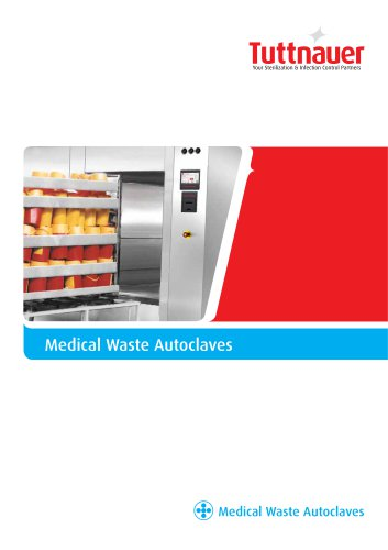 Medical Waste Autoclaves