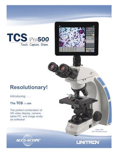 TCS Pro 500 (AU-500-TCS) Digital Microscopy Cameras