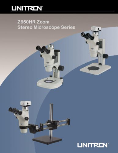 Z650HR Series Microscopes