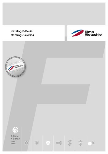 Catalog Module F-Series