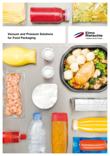 Vacuum and Pressure Solutions for Food Packaging