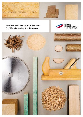 Vacuum and Pressure Solutions  for Woodworking Applications