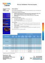 Pre-cut Validation Thermocouples VTFP
