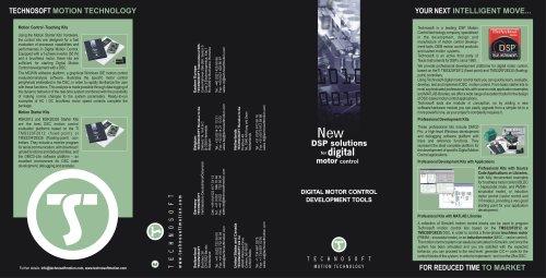 Technosoft Digital Motor Control Development Tools