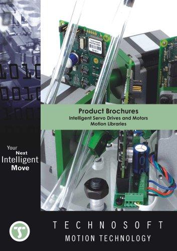 Technosoft Product Brochures