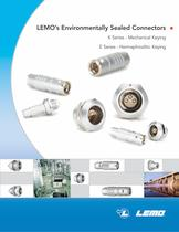 Lemo's Environmentally Sealed Connectors - 1