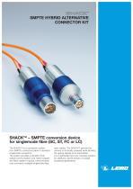 SMPTE HYBRID ALTERNATIVE CONNECTOR KIT