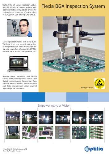 BGA Inspection Systems