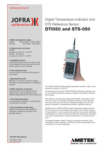 DTI050 and STS-050