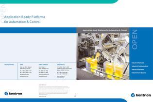 Automation Catalog 2008