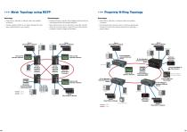 Industrial Networking Ethernet & Cellula M2M: Products, Topologies & Glossary of Terms - 11