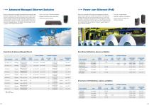 Industrial Networking Ethernet & Cellula M2M: Products, Topologies & Glossary of Terms - 6
