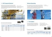 Industrial Networking Ethernet & Cellula M2M: Products, Topologies & Glossary of Terms - 7
