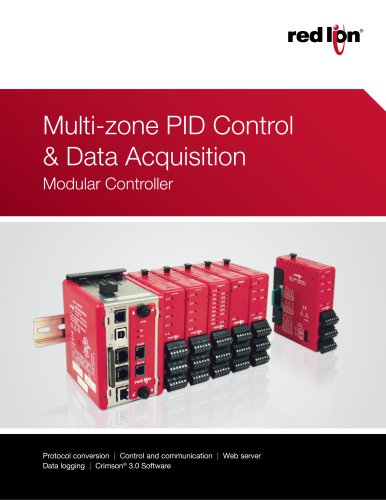 Modular Controller Brochure