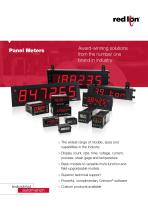 Panel Meters  - Award winning solutions from the number one brand in industry - 1