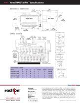 VersaTRAK MIPM Data Sheet - 2