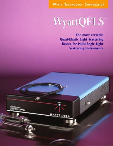 WyattQELS brochure