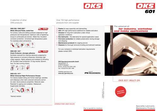 OKS 601