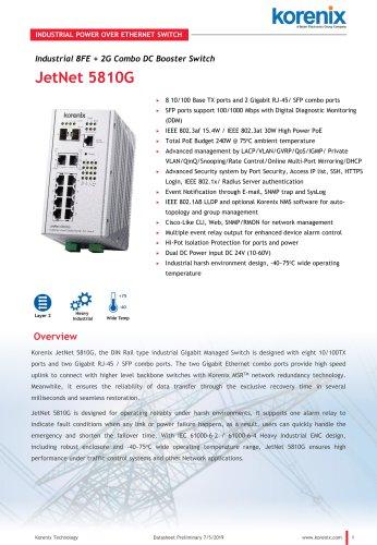 JetNet 5810G