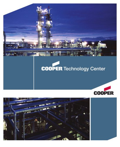 Cooper Technology Center Brochure