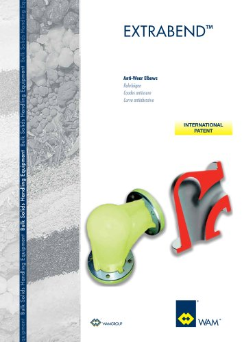 Anti-Wear Elbows EXTRABEND Brochure