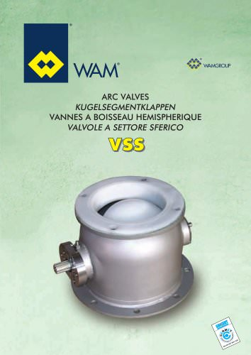 ARC VALVES VSS Brochure