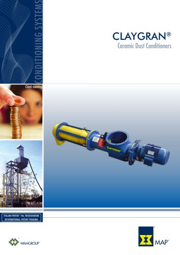Ceramic Dust Conditioners CLYGRAN Brochure