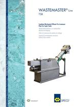 Combined Machinal Effluent Pre-Treatment Plant for Septic Tanks TSB Brochure - 1