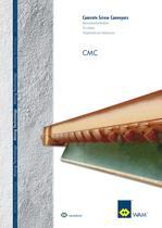 Concrete Screw Conveyors CMC  Brochure