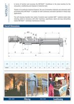 Conditioners for Industrial Dusts WETDUST Brochure - 2