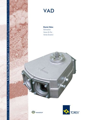 Diverter Valves VAD Brochure