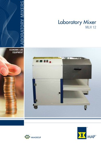 Laboratory Mixer MLH 12 Brochure