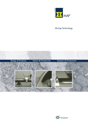 Mixing Technology MAP Brochure